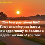 Beautiful Good Morning Quotes in English with Images