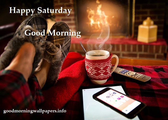 Happy Saturday Coffee Images