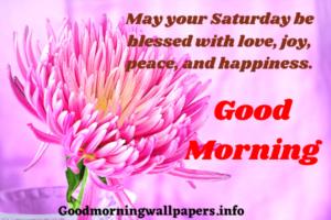 Saturday Morning Blessings