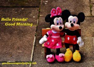 Good Morning Facebook Friends