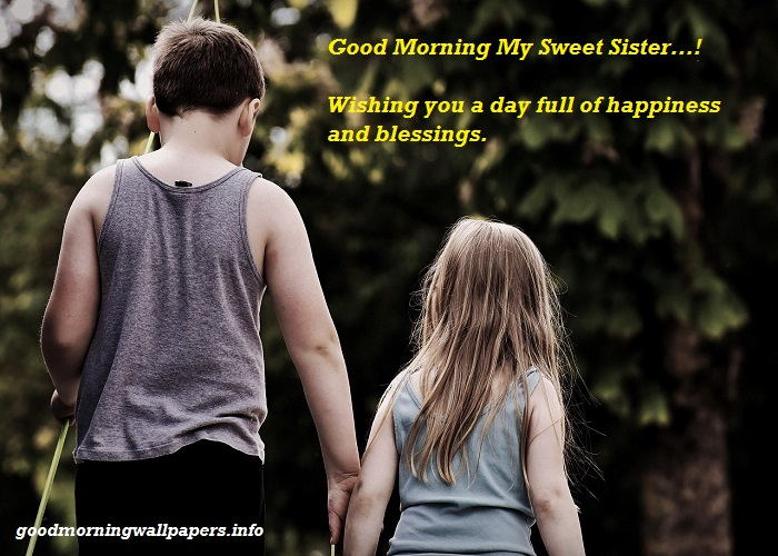 Good Morning Sister Images