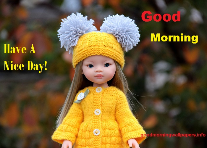 Good Morning Baby Doll Images