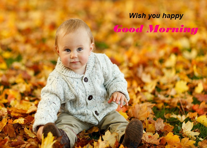 Good Morning Baby Images HD