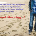 100+ Good Morning Wishes for Parents {Mom and Dad}