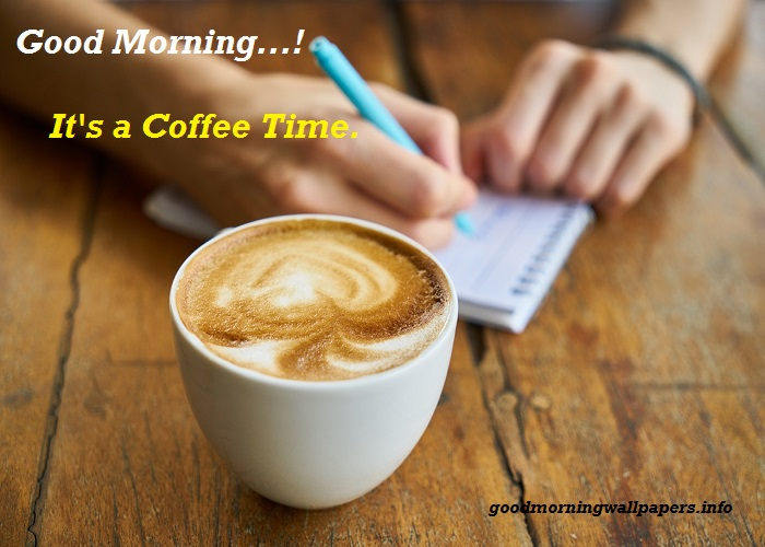 Inspirational Good Morning Coffee Images