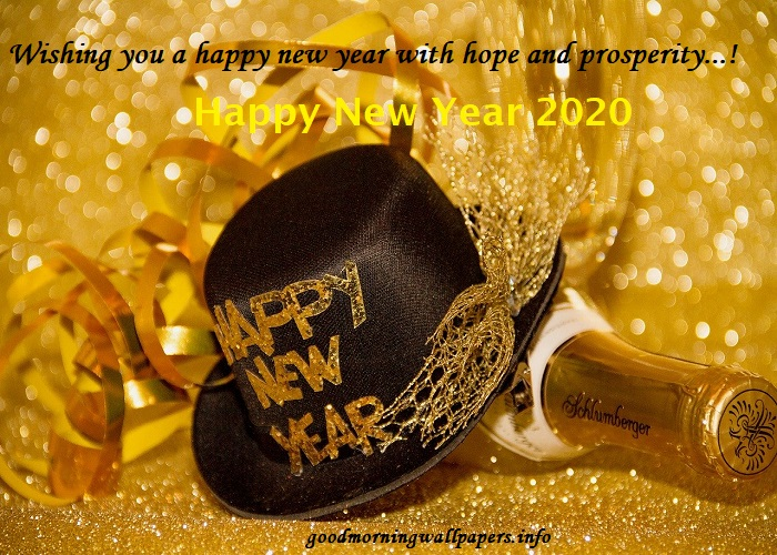 Good Morning New Year 2020