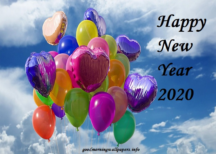 Good Morning and Happy New Year