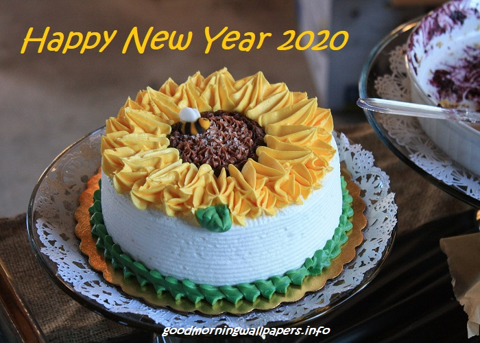 Happy New Year Cake Images Download