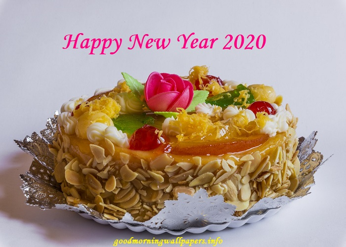 Happy New Year Cake Images