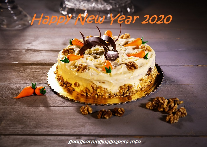 New Year Cake Designs 2020