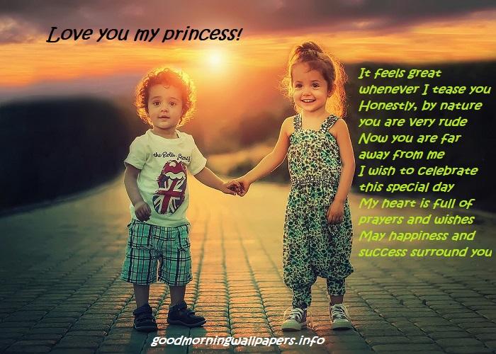 Poems for Little Sister