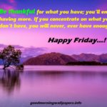 Good Morning Friday Images {HD Images for Whatsapp}