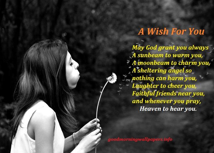 A Morning Wish for friends family lover teacher girlfriend boyfriend