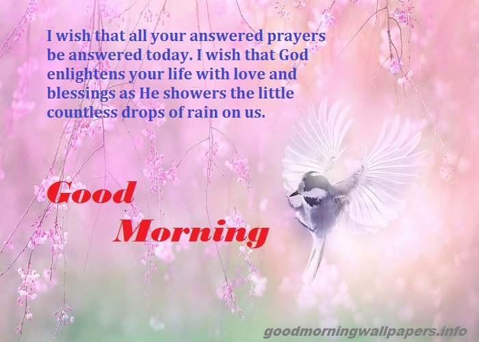 Good Morning Messages with Prayers
