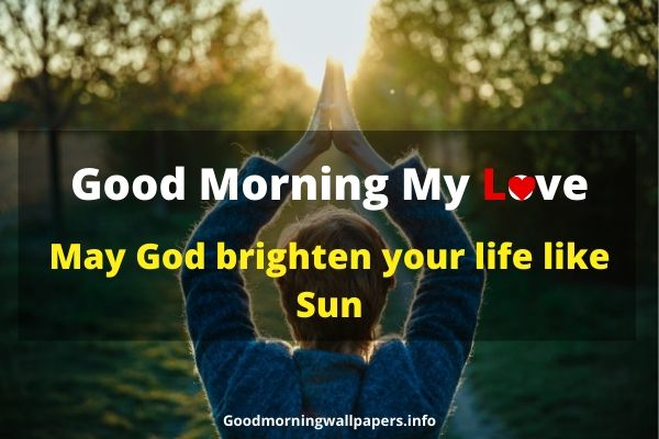 Good morning prayer SMS messages for him her friends gf bf Images free download 2020