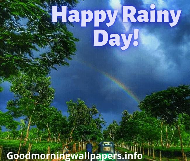 Happy Rainy Good Morning Images