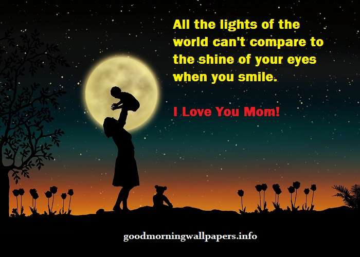 I Love You Mother Wishes
