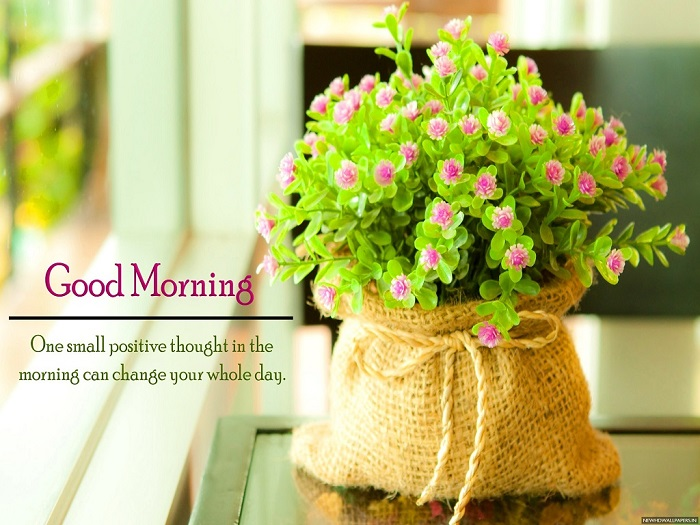 good morning beautiful hd image of bouquet