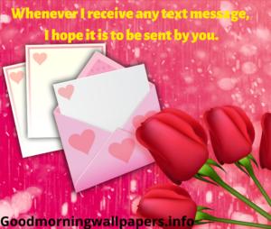 Flirty Good Morning Love Message for Boyfriend