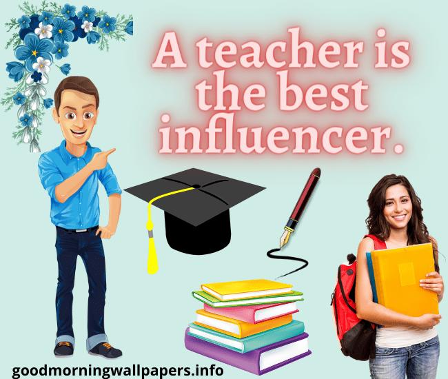 Good Morning Pic for Teacher