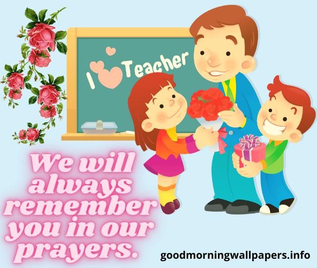 Good Morning Teacher Funny Images