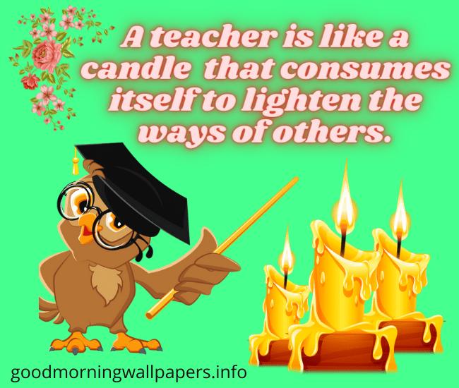 Good Morning Teacher Images